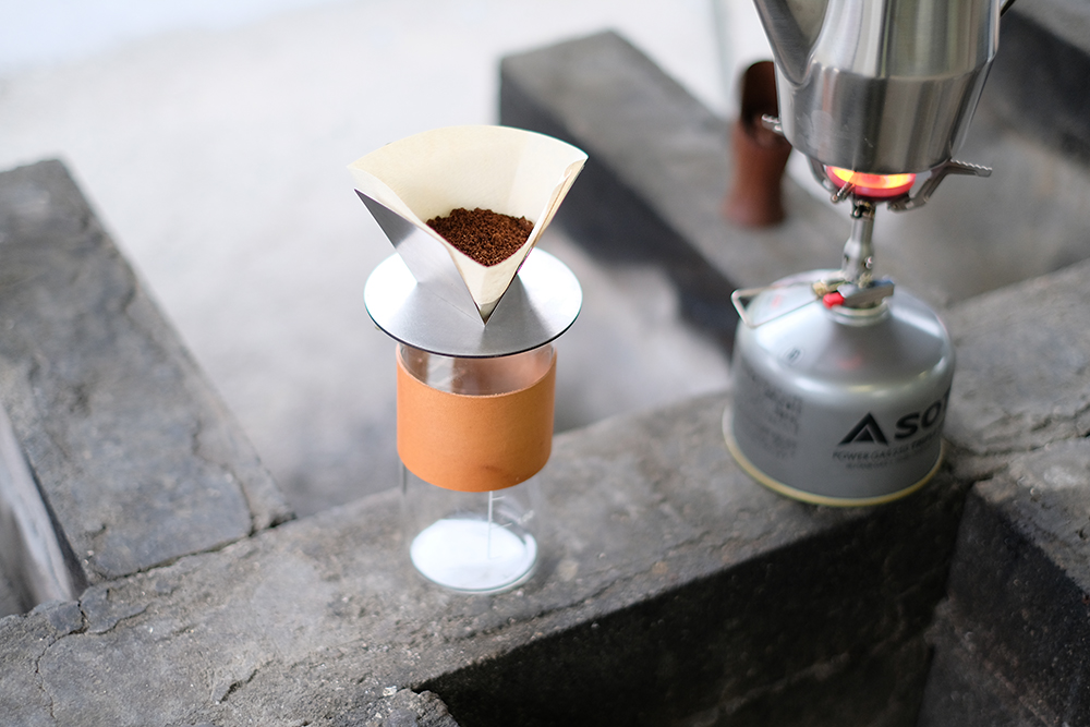 Coffee dripper[fin]