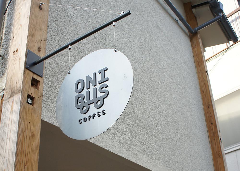 Sign / ONIBUS COFFEE